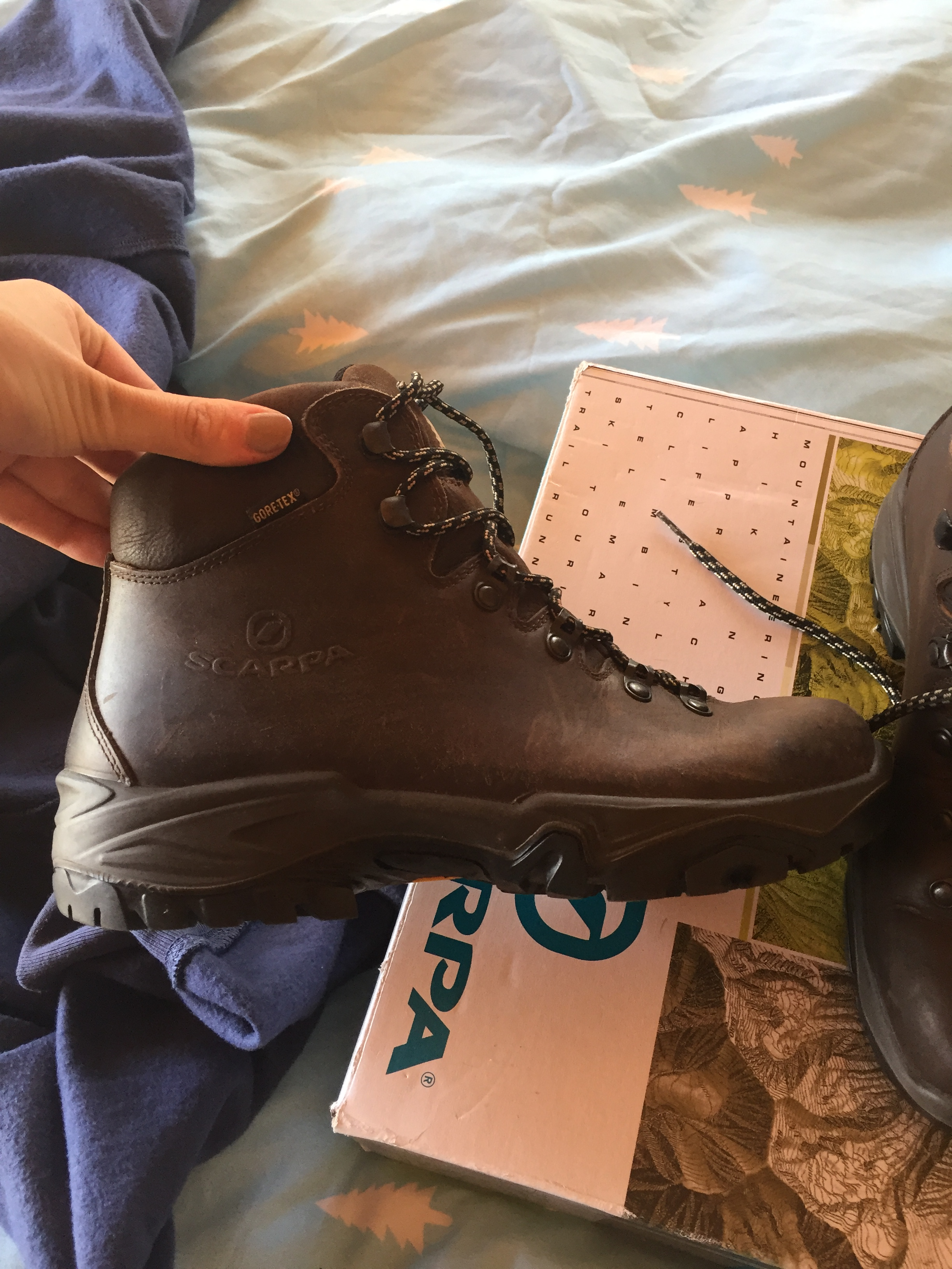 Product Review: Scarpa Terra GTX Womens
